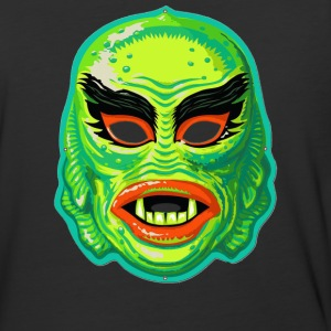 Black Lagoon Mask - Baseball T-Shirt