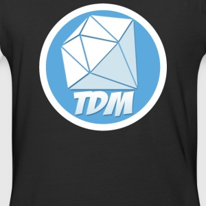 Dan TDM Logo Diamond - Baseball T-Shirt