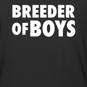 Mothers day Breeder of boys - Baseball T-Shirt