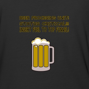 Beer procesing unit! - Baseball T-Shirt