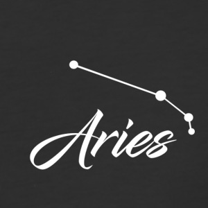 Aries Star sign Zodiac - Baseball T-Shirt