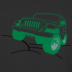 Jeep - Baseball T-Shirt