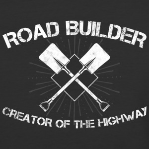 Road Builder/Roadbuilder/Roadmaker/Waymaker - Baseball T-Shirt