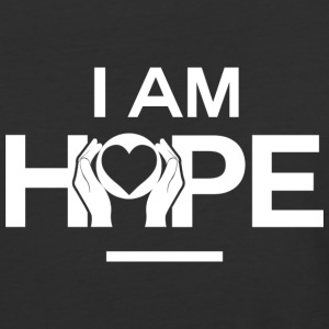 I AM HOPE Affirmation - Baseball T-Shirt