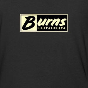 burns london - Baseball T-Shirt