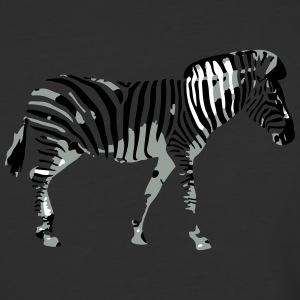 Zebra - Baseball T-Shirt