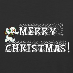 Merry christmas - Baseball T-Shirt