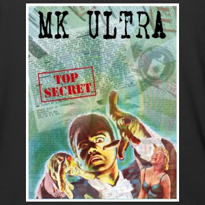 MK Ultra: Top Secret - Baseball T-Shirt
