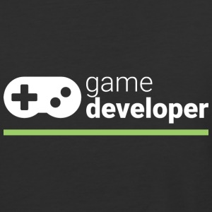 Game Developer T Shirt - Baseball T-Shirt