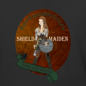 Shield Maiden or Valkyrie T Shirt - Baseball T-Shirt