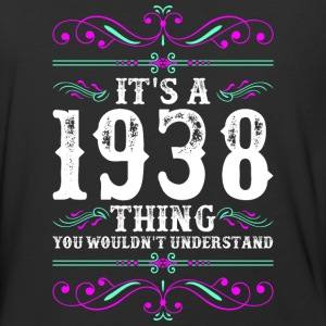 Its A 1938 Thing You Wouldnt Understand - Baseball T-Shirt
