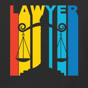 Vintage Lawyer Graphic - Baseball T-Shirt