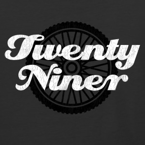 Twenty Niner. Mountain Biking. - Baseball T-Shirt