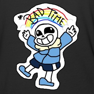 UNDERTALE SANS - Baseball T-Shirt