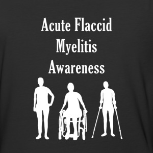 Acute Flaccid Myelitis Awareness - Baseball T-Shirt
