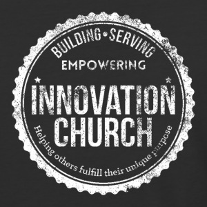 Innovation Church Logo - Baseball T-Shirt