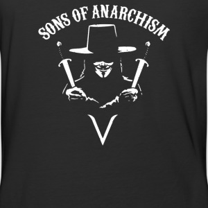 Sons of Anarchism - Baseball T-Shirt