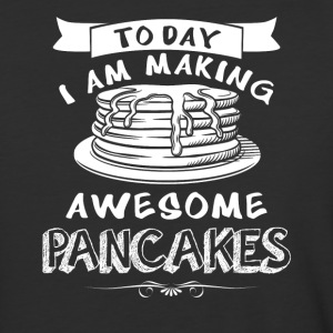 Making Awesome Pancakes Shirt - Baseball T-Shirt