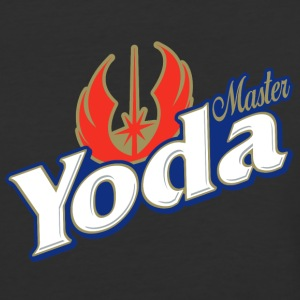 Beer Wars - Yoda - Baseball T-Shirt