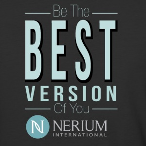 Be The Best Version Of You Nerium - Baseball T-Shirt
