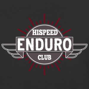 Enduro Hispeed Club - Baseball T-Shirt
