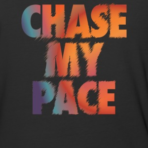 Chase My Pace - Baseball T-Shirt