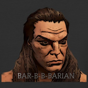 This Barbarian has merch... - Baseball T-Shirt
