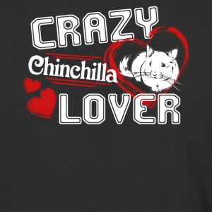Chinchilla Lover Shirt - Baseball T-Shirt