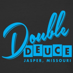 Double Duece - Baseball T-Shirt