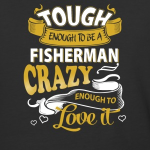 Touch enough to be a Fisherman - Baseball T-Shirt
