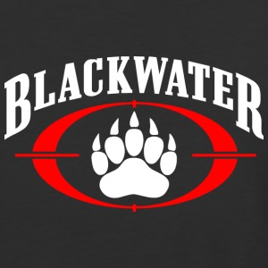 Blackwater Security Logo - Baseball T-Shirt