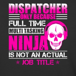Dispatcher Tee Shirt - Baseball T-Shirt