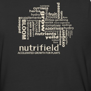 Nutrifield accelerated growth for plants - Baseball T-Shirt