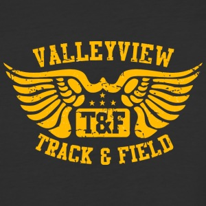 Valleyview T F Track Field - Baseball T-Shirt