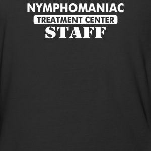 Nymphomaniac Treatment Center - Baseball T-Shirt