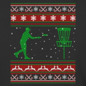 Ultimate Frisbee Christmas Shirt - Baseball T-Shirt