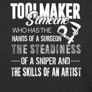 Toolmaker Shirt - Baseball T-Shirt