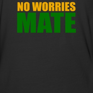 No Worries Mate - Baseball T-Shirt