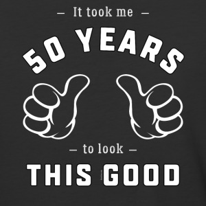 Funny 50th Birthday Gift: It took me 50 years - Baseball T-Shirt