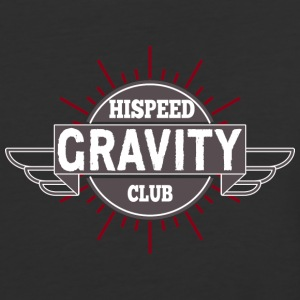Gravity Hispeed Club - Baseball T-Shirt
