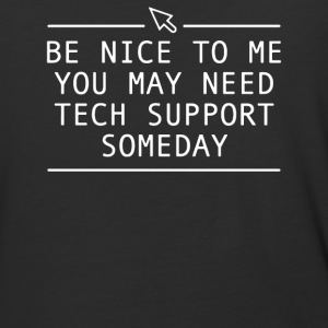 FUNNY TECH SUPPORT PRINTED - Baseball T-Shirt