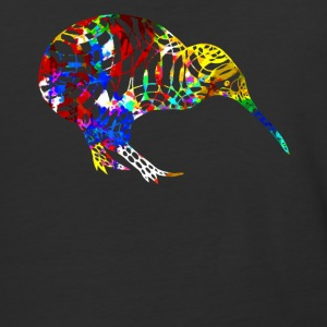Kiwi Bird Shirt - Baseball T-Shirt