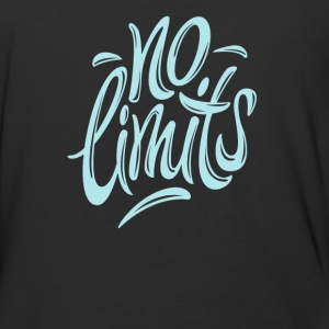 No limits - Baseball T-Shirt