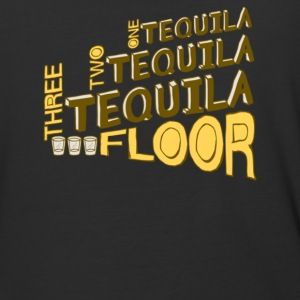 One Tequila Two Tequila Three Tequila Floor - Baseball T-Shirt
