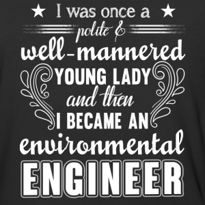 Environmental Engineer T Shirt - Baseball T-Shirt