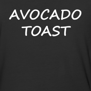 Avocado toast shirt - Baseball T-Shirt