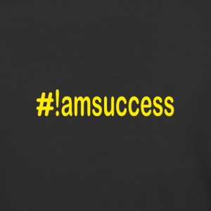 #!amsuccess - Baseball T-Shirt