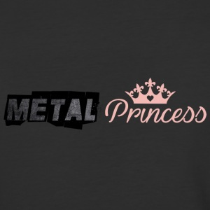 METAL Princess - Baseball T-Shirt