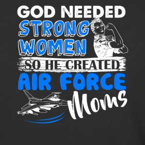 Air Force Mom Shirt - Baseball T-Shirt
