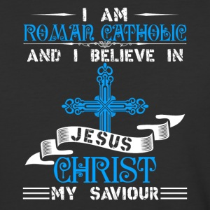 Roman Catholic Shirt - Baseball T-Shirt